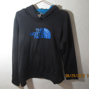The North Face Women's XL Black Hoodie